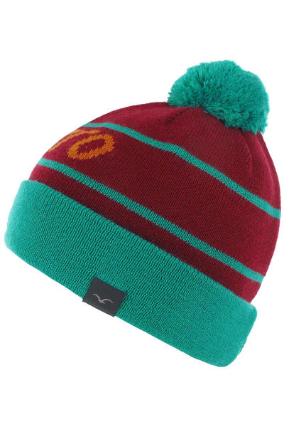 Cleptomanicx Snow Patrol Beanie (turquoise)