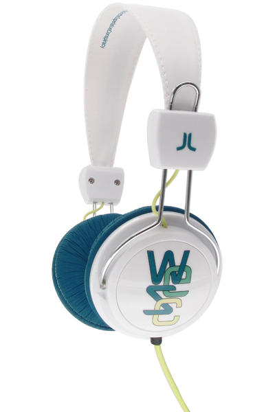 WeSC Overlay No.2 Conga Headphones (white)