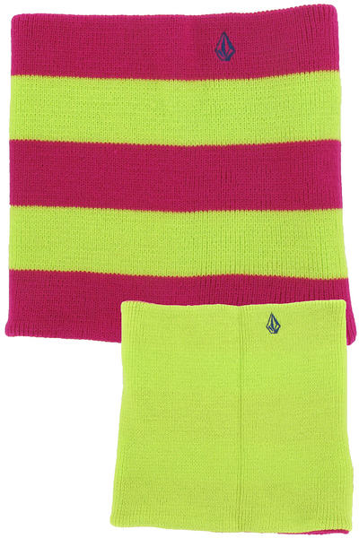 Volcom V.I.P Neckwarmer reversible  girls (shocking pink)