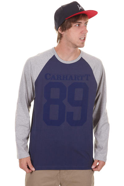 Carhartt Trikot 89 Longsleeve (blue grey heather)