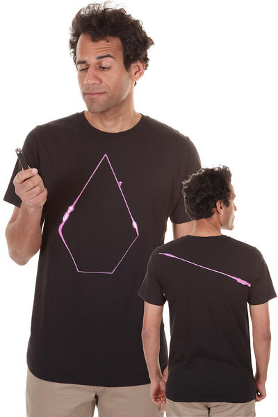 Volcom Total Eclipse T-Shirt (black)