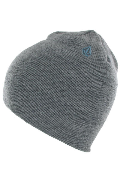 Volcom Woolcott Standard Mütze (heather grey)