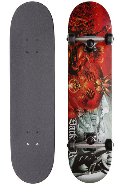 "Darkstar Battle 7.5"" Komplettboard (orange)"