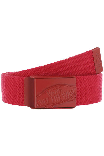 Vans Conductor Grtel (red)