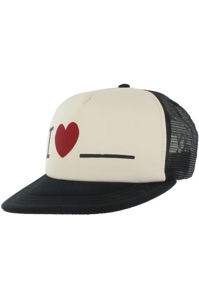 Vans Diy Heart Trucker Cap girls (black)