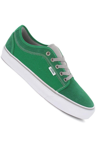 Vans Chukka Low Suede Schuh (green white)