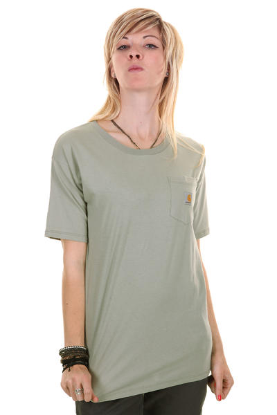 Carhartt Pocket T-Shirt girls (iron)