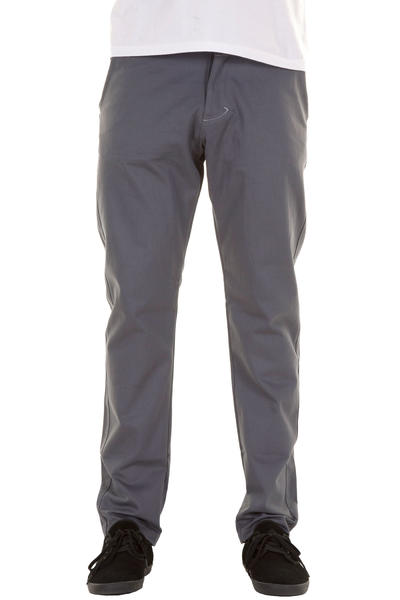 Turbokolor Chino Hose Slim  (grey)