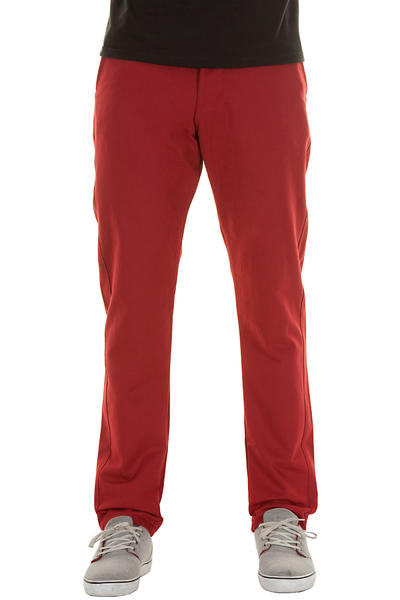 Turbokolor Chinos Hose Slim  (crimson)