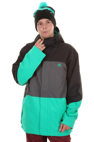 DC Amo Snowboard Jacke (black shadow)