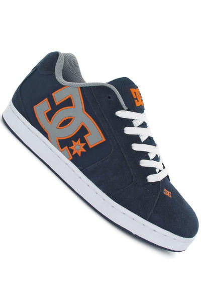 DC Net Schuh (dc navy citrus)