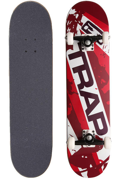 "Trap Skateboards Splatter 7.625"" Complete-Board"
