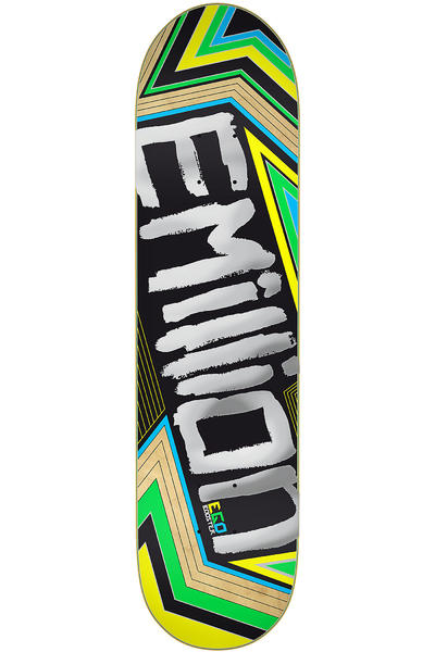 "EMillion Egobooster Series 7.625"" Deck (neon yellow)"