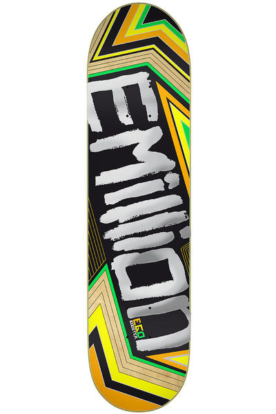 "EMillion Egobooster Series 8.125"" Deck (neon orange)"