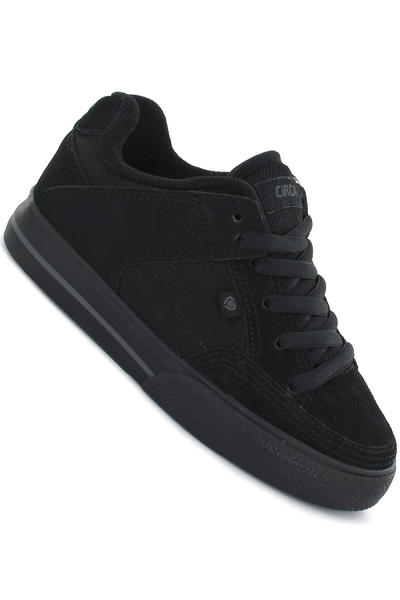 C1RCA 205 Vulc Shoe kids (all black dark gull)