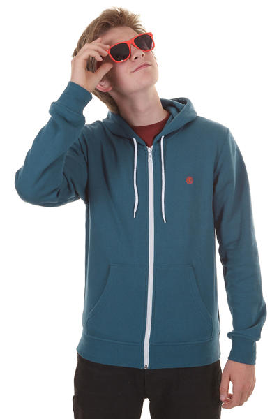 Element Smith Zip-Hoodie (blue shadow)