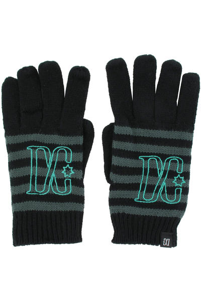 DC Hide Handschuhe girls (black)