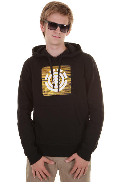 Element Ferocity Hoodie (black)