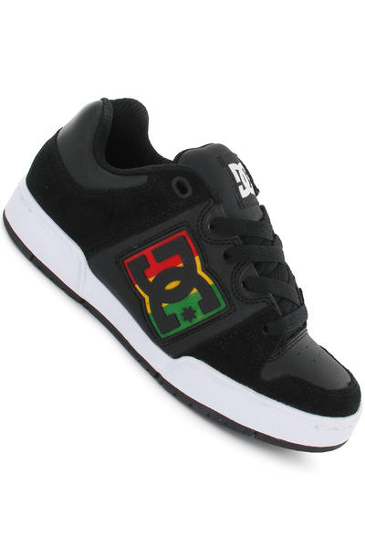 DC Turbo 2 Shoe kids (black rasta)