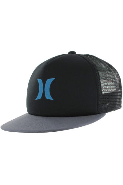 Hurley Color Block Trucker Cap (concrete)