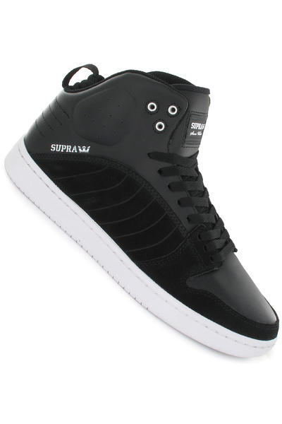 Supra S1W Suede Schuh (black white)