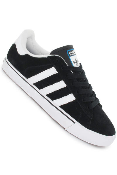 adidas Skateboarding Campus Vulc Schuh (black white)