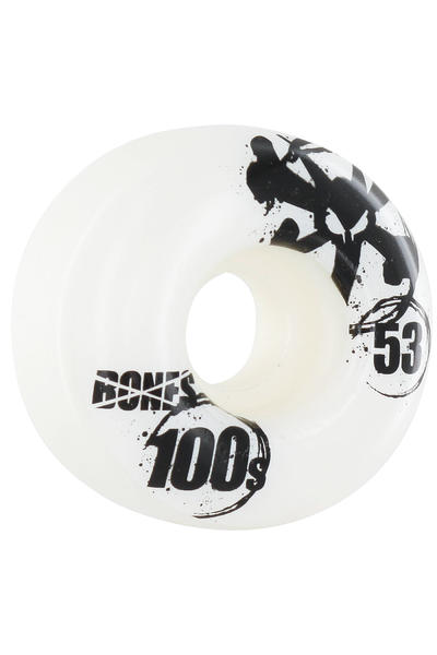 Bones 100's-OG #12 53mm Rollen 4er Pack  (white)