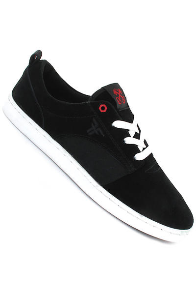 Fallen Derby Garrett Hill Schuh (black white)