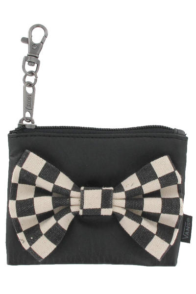Vans Skull And Bows Pouch Geldbeutel girls (checkerboard)