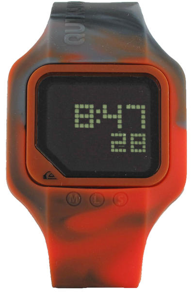 Quiksilver The Rubb Uhr (red)