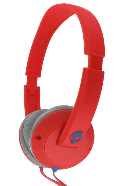 Skullcandy Uprock Kopfhrer (athletic red)