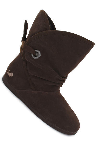 DVS Shiloh Suede FA12 Shoe girls (brown)