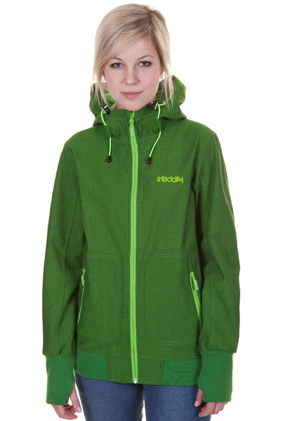 Iriedaily City Girl Jacke girls (green black)
