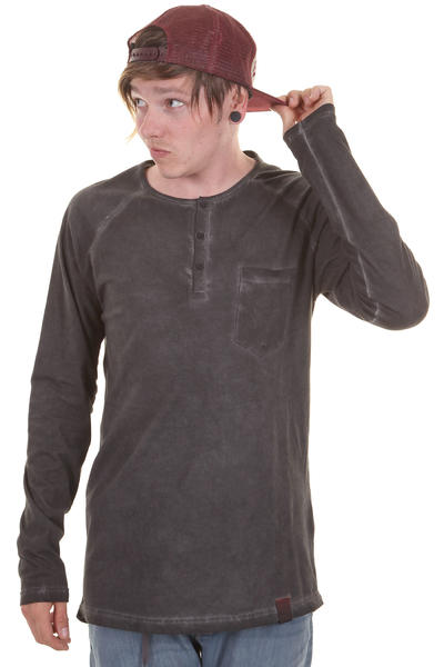 Cleptomanicx Ace 2 Longsleeve (dark grey)