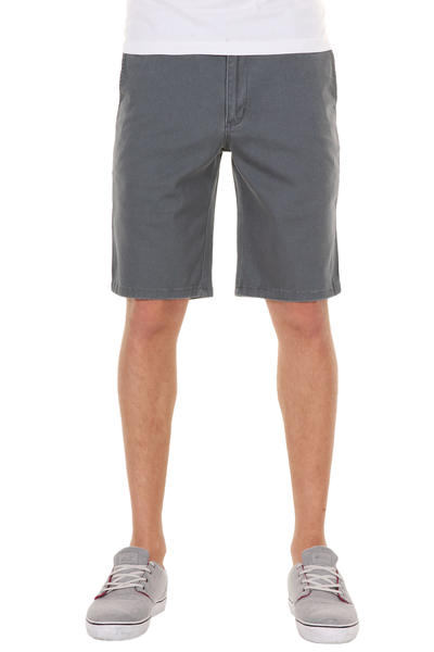 Cleptomanicx Port Slim Vintage Shorts (periscope grey)