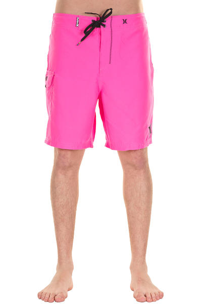 Hurley One &amp; Only 19&quot; Boardshorts (neon pink)