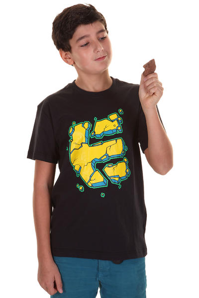 Etnies Nice Shot T-Shirt kids (black)