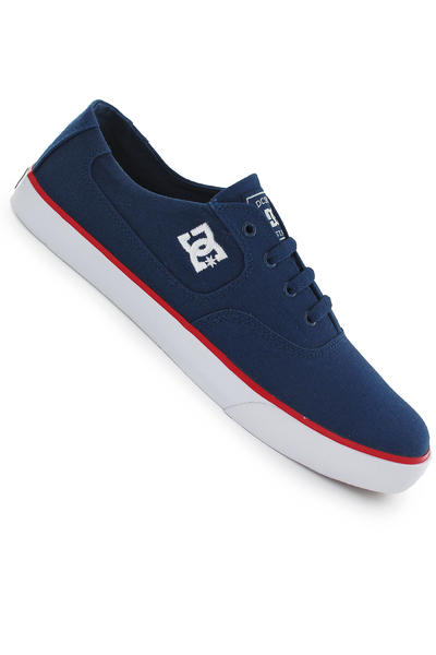 DC Flash TX Schuh (dc navy true red)