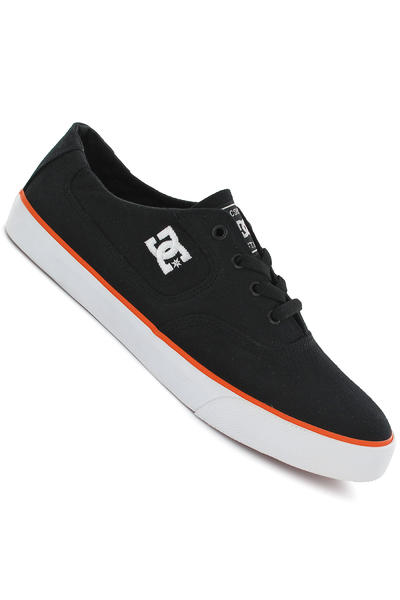 DC Flash TX Schuh (black orange)