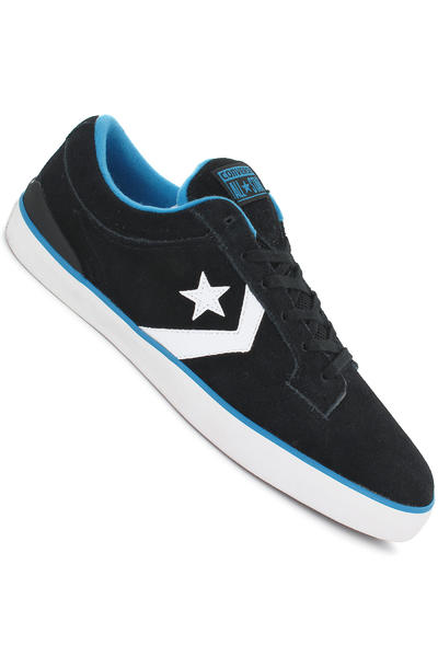 Converse Ballard Ox Suede Schuh (black white blithe)