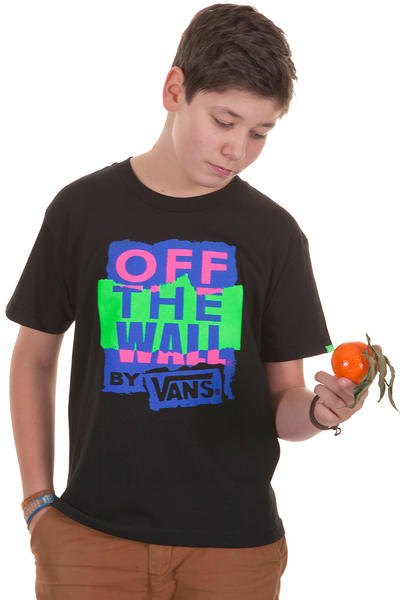 Vans Skatey Eight T-Shirt kids (black)