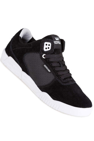 Supra Ellington Suede Schuh (black white)