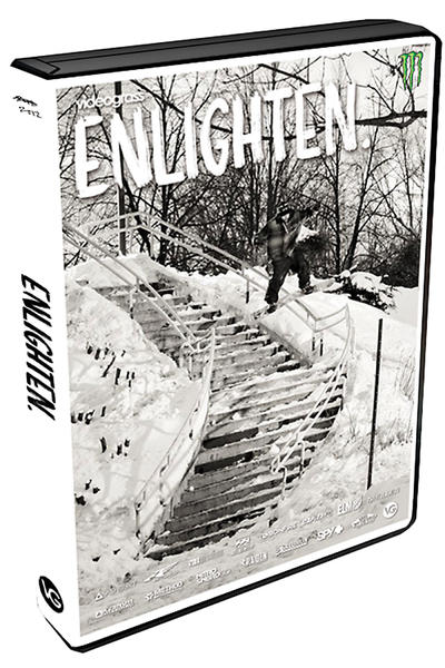 Video Grass Enlighten DVD