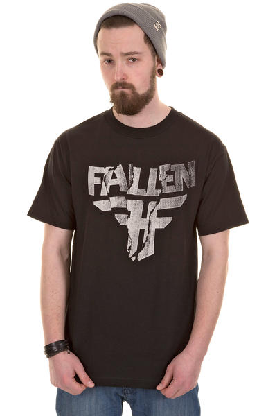 Fallen Paper Jam T-Shirt (black dust)