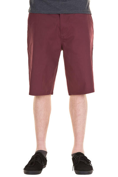 Emerica Class Act Shorts (maroon)
