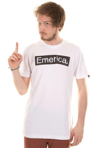 Emerica Pure Sticker T-Shirt (white)
