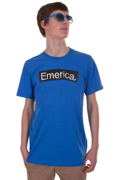 Emerica Pure Sticker T-Shirt (blue)