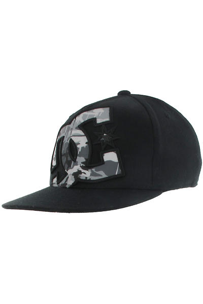 DC YA Heard FlexFit 210 Cap (black collage)