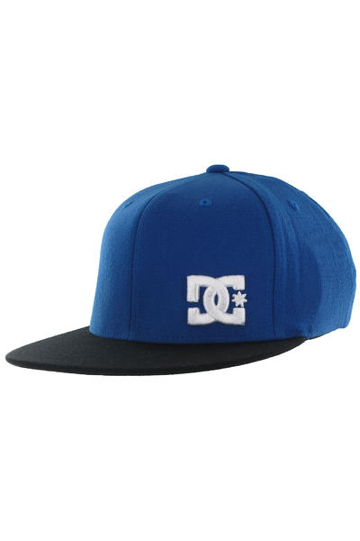 DC Radical FlexFit Cap (black blue)