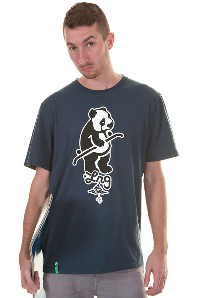 LRG Team Panda T-Shirt (navy)